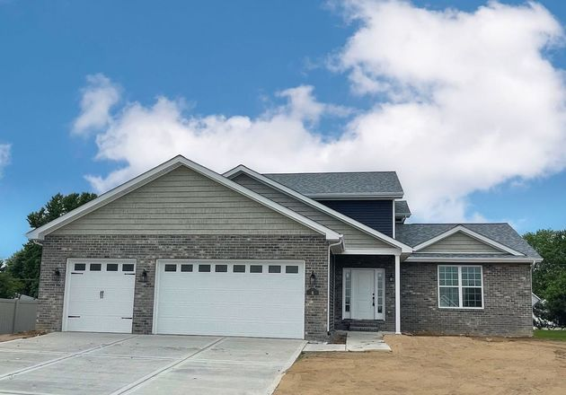 Ready To Build Home In Indian Springs Community