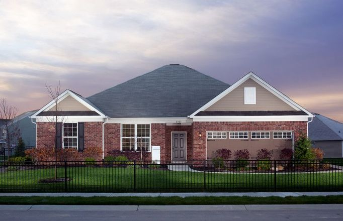 Ready To Build Home In Lancaster - Crossings Series Community