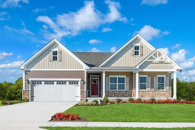 Ready To Build Home In Foxwood Trail Community