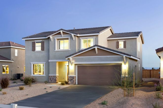 Ready To Build Home In Asher Ranch IV Community
