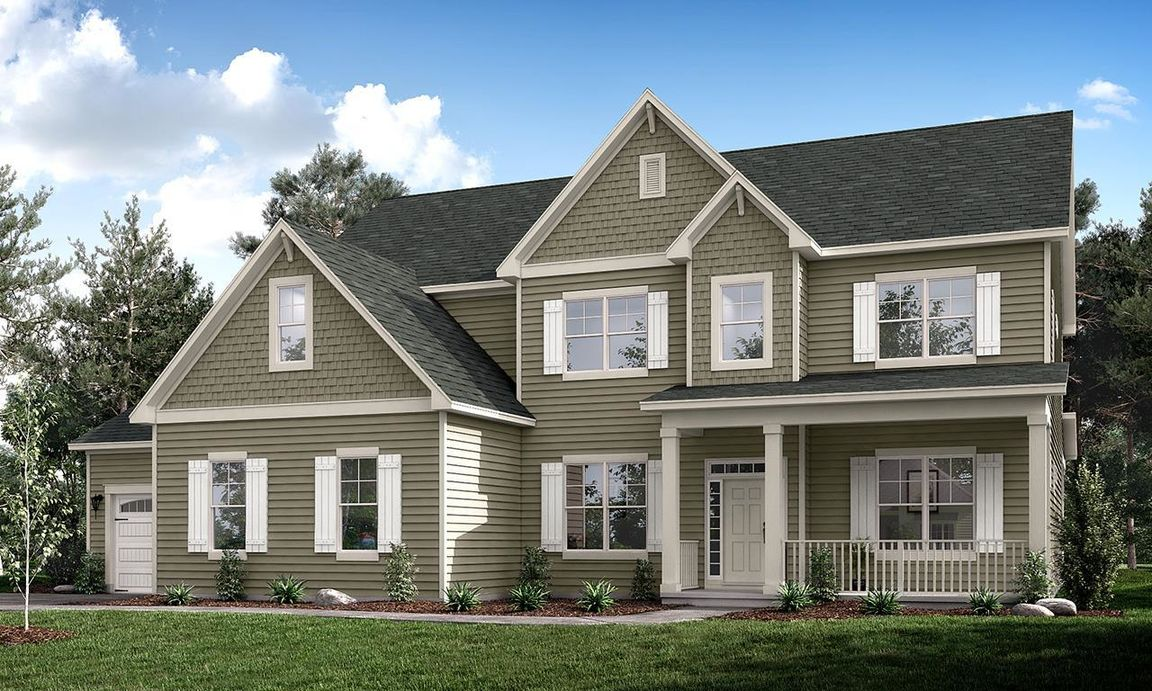 Move In Ready New Home In Shepherds Trace Community