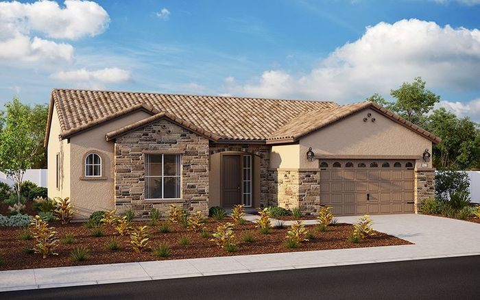 Ready To Build Home In Magnum at Villa Fiore Community