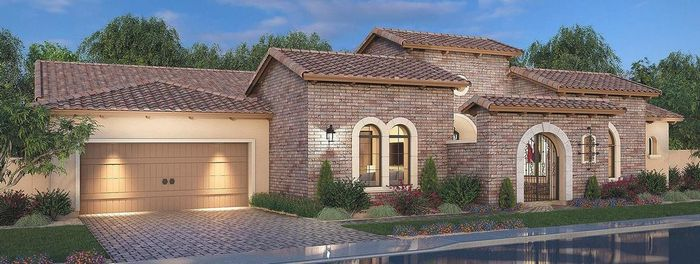 Ready To Build Home In Estates at Hermosa Community