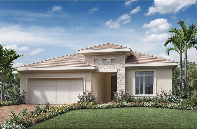 Move In Ready New Home In Royal Cypress Preserve Community
