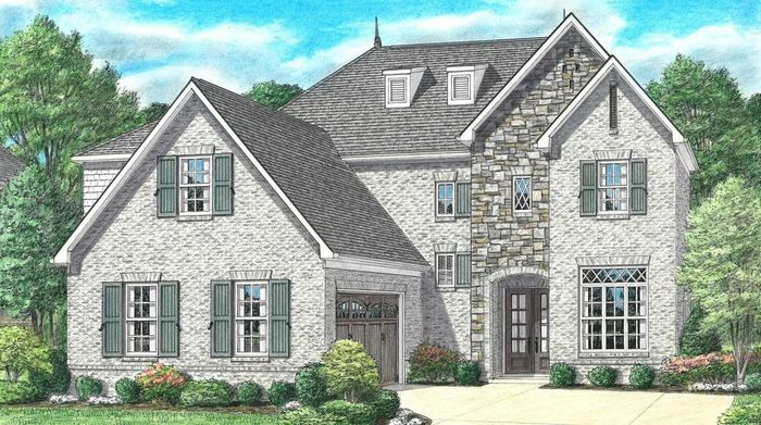 Move In Ready New Home In Parkview Community