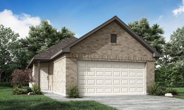 Ready To Build Home In Cypresswood Landing Community
