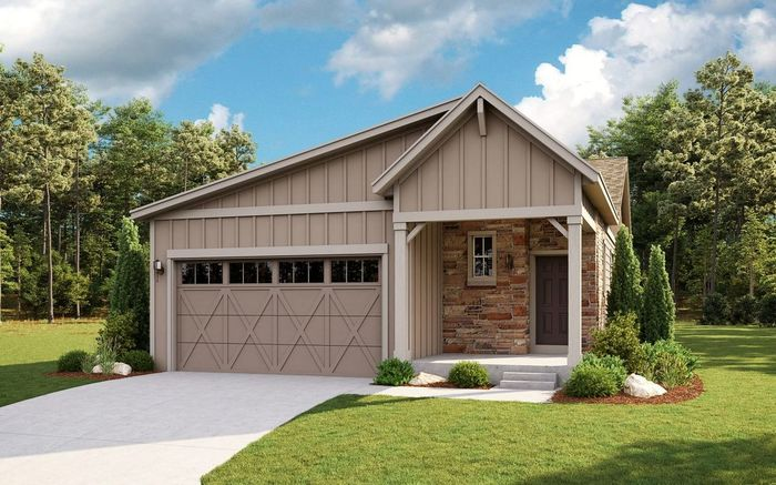Ready To Build Home In Sterling Ranch - Prospect Village Community