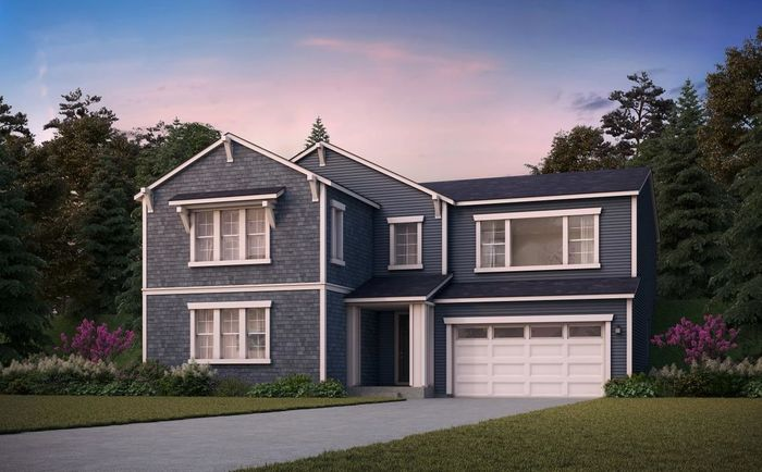 Ready To Build Home In Cascade Canyon Community