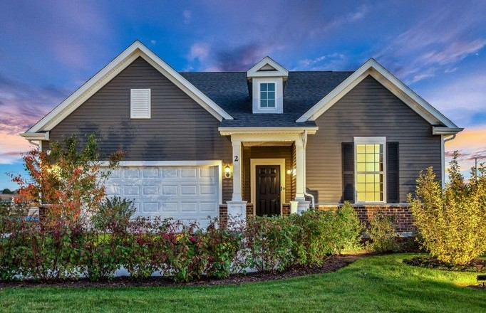 Ready To Build Home In Trails of Woods Creek Community