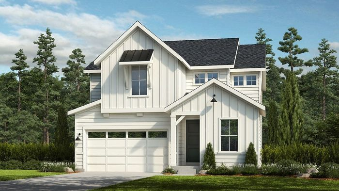Ready To Build Home In Sterling Ranch Ascent Village Community