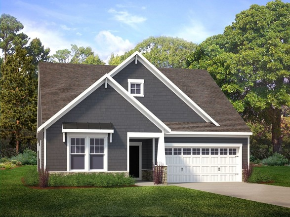 Ready To Build Home In Meadowville Landing - Twin Rivers Community