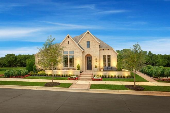 Ready To Build Home In Drees On Your Lot - Dallas Community