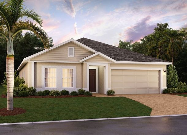 Ready To Build Home In Greenfield Village Community