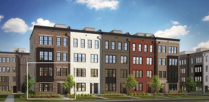 Ready To Build Home In Metro Walk at Moorefield Station - Lofts Community