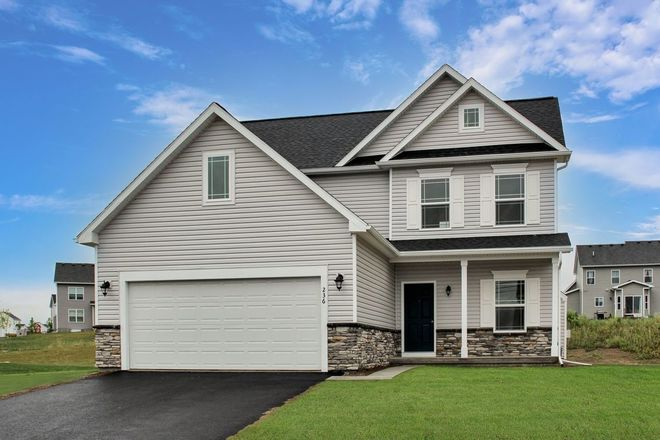 Ready To Build Home In Regency Park Community