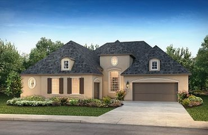 Move In Ready New Home In Meridiana 70 Series Community