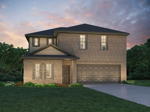 Move In Ready New Home In Glendale Lakes Community