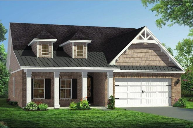 Move In Ready New Home In Florence Gardens Community