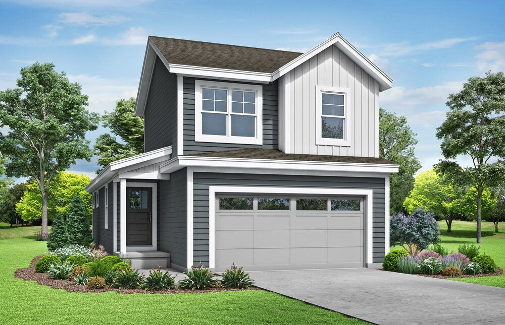 Ready To Build Home In stratford crossing Community