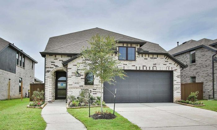Move In Ready New Home In Meridiana: 40ft. lots Community