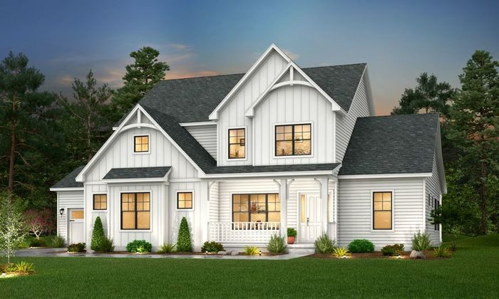 Ready To Build Home In Shepherds Trace Community