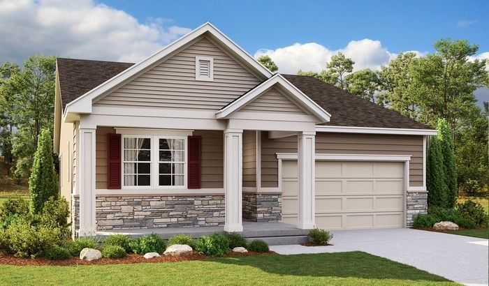 Ready To Build Home In Drumore at Overlake Community