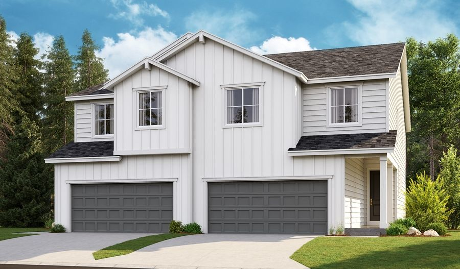Ready To Build Home In Seasons at Kemper Grove Community