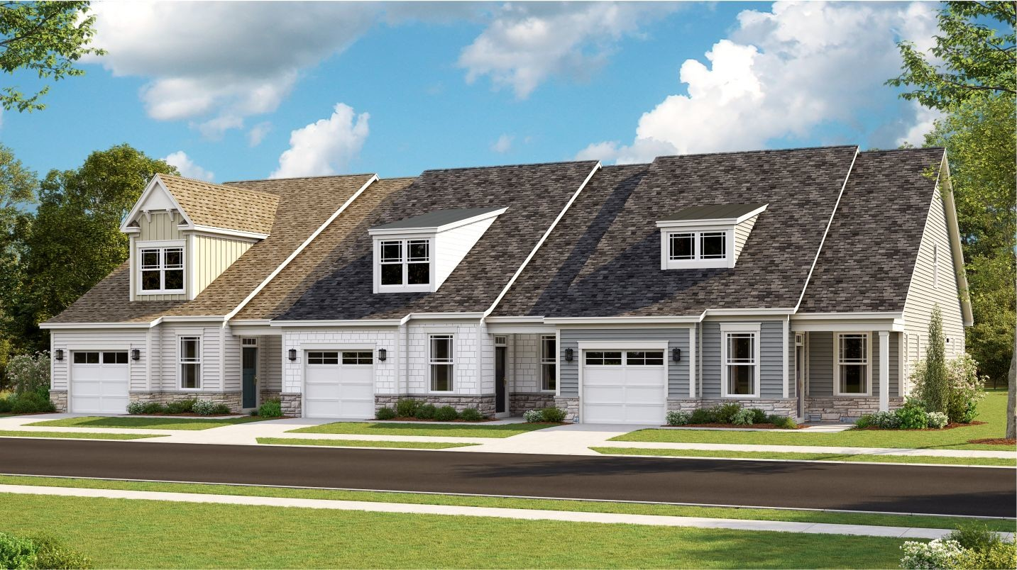 Ready To Build Home In Amblebrook Community