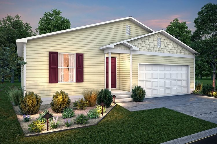 Move In Ready New Home In Westport Addition Community