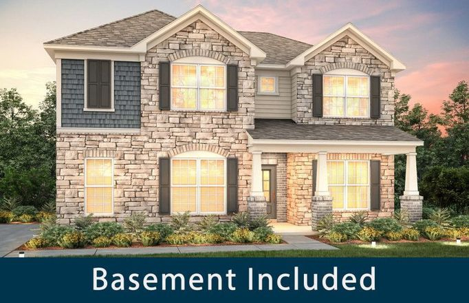 Ready To Build Home In Norman Creek Community