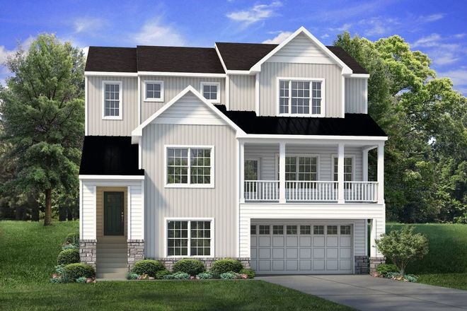 Ready To Build Home In Ridings at Parkland Community