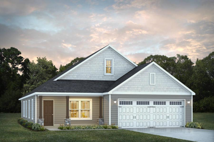 Move In Ready New Home In Park Ridge Community