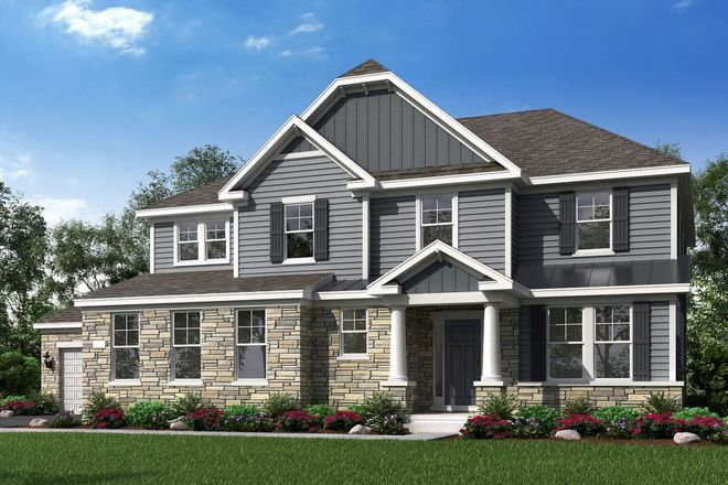 Move In Ready New Home In Tallgrass Community
