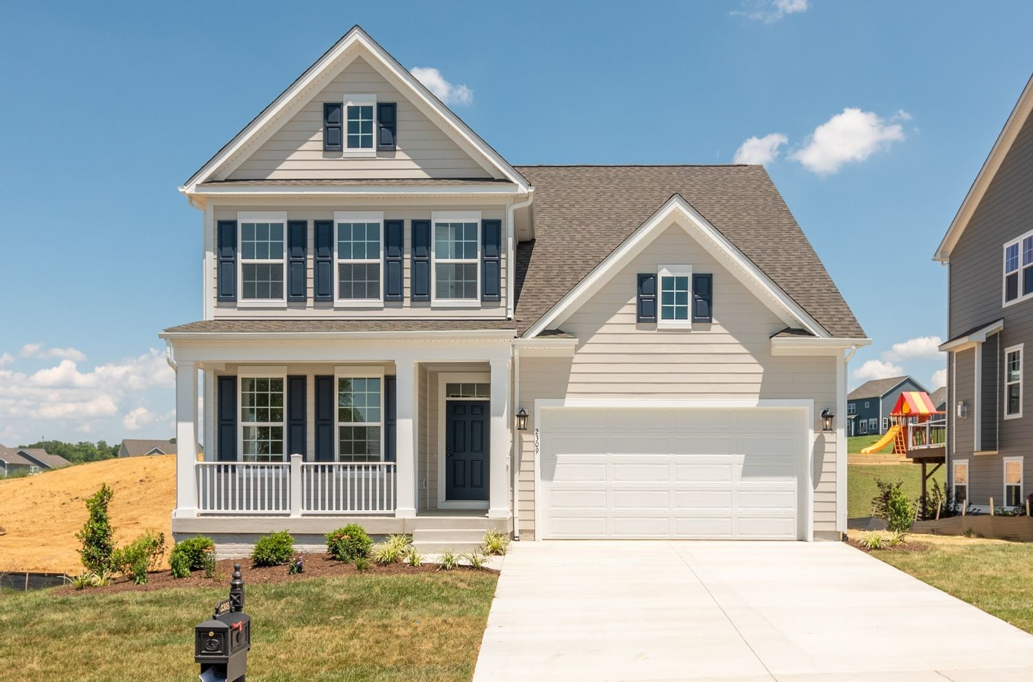 Ready To Build Home In Kinloch Community