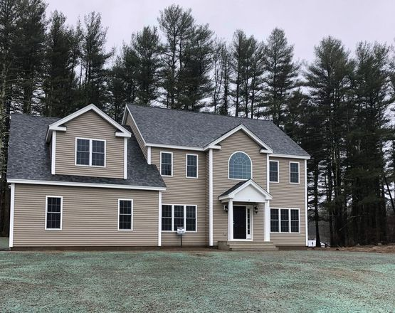 Ready To Build Home In Constitution Village Community