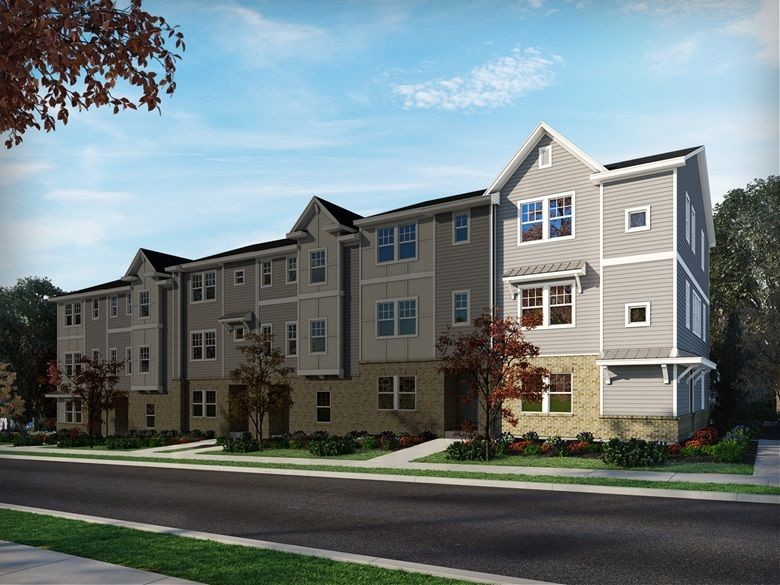 Ready To Build Home In Enclave at City Park Community