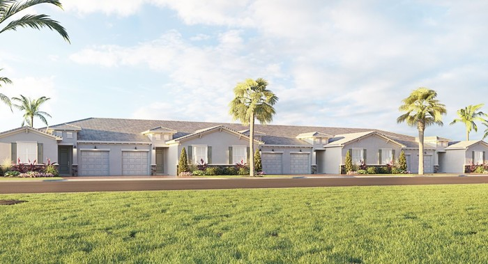 Ready To Build Home In Avalon Trails - Avalon Trails Villas Community