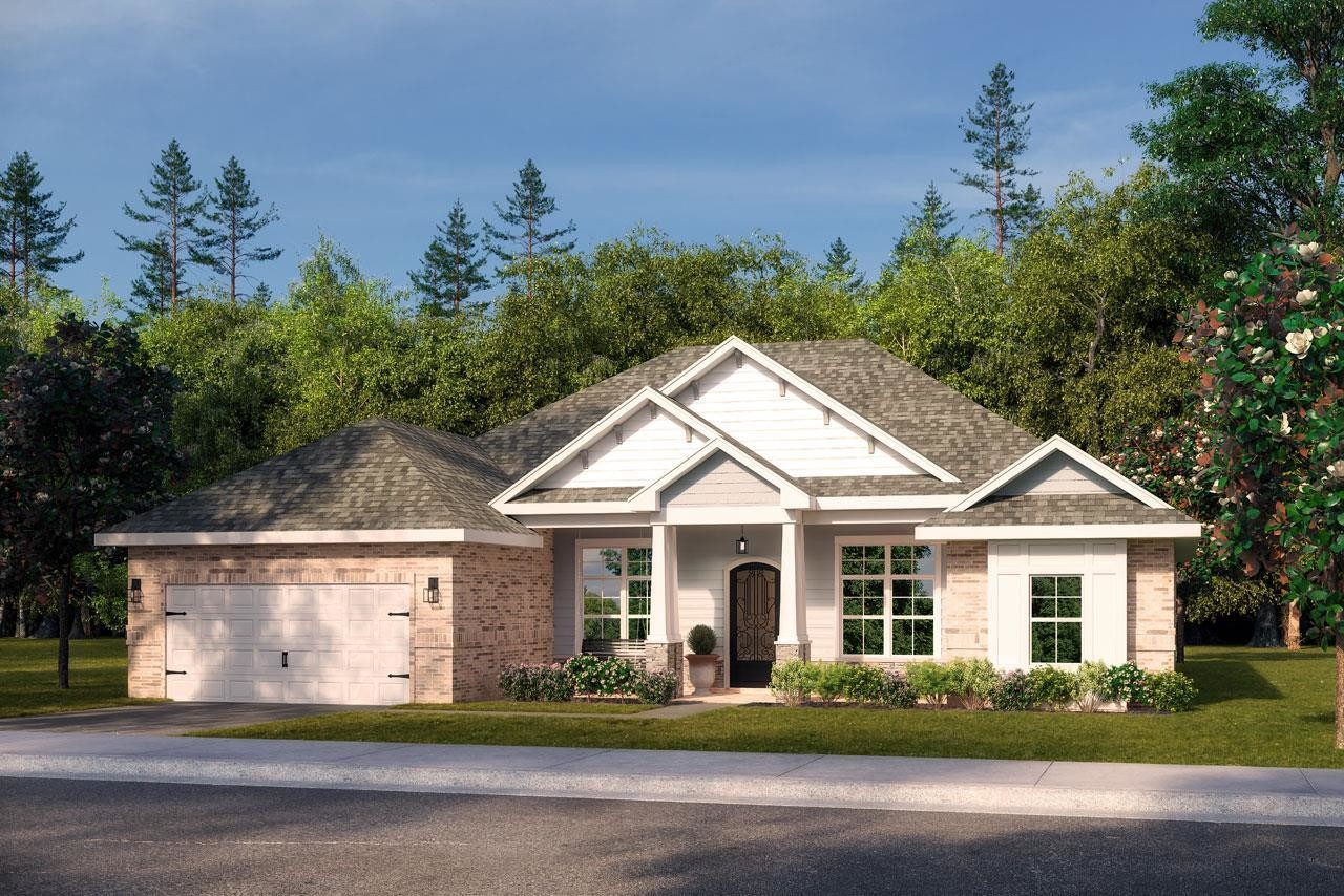 Ready To Build Home In Allenwood Community
