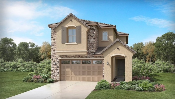 Ready To Build Home In Western Enclave - Crest Community