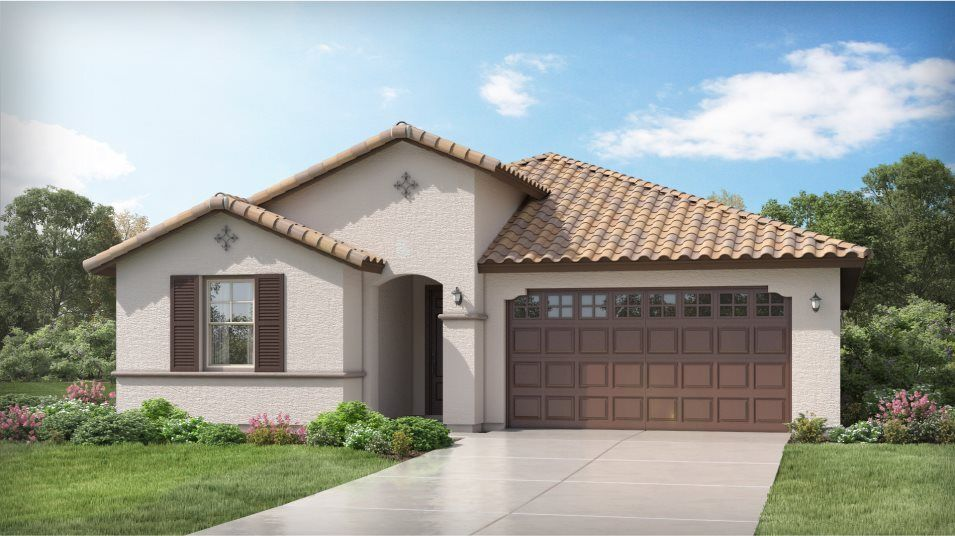 Ready To Build Home In Western Enclave - Horizon Community
