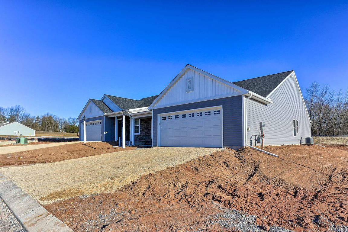Move In Ready New Home In Sagebrook Community