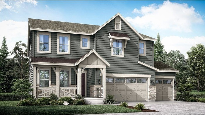 Ready To Build Home In Macanta - The Grand Collection Community