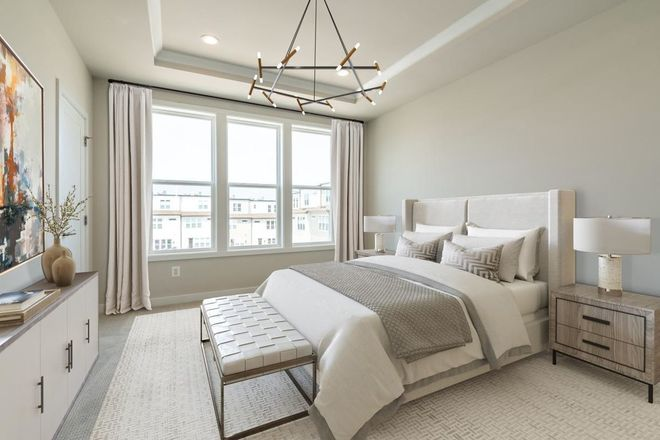 Move In Ready New Home In Commonwealth Place at Westfields - The Braddock Community