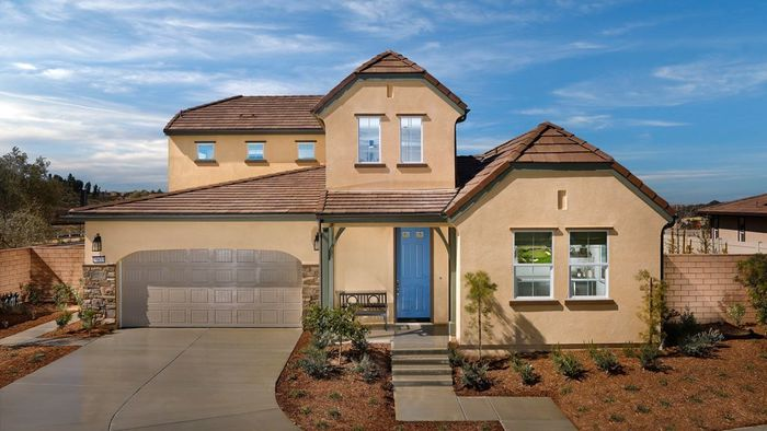 Ready To Build Home In Esplanade at Sommers Bend Community