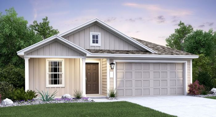 Move In Ready New Home In Summerhill - Barrington & Watermill Collections Community