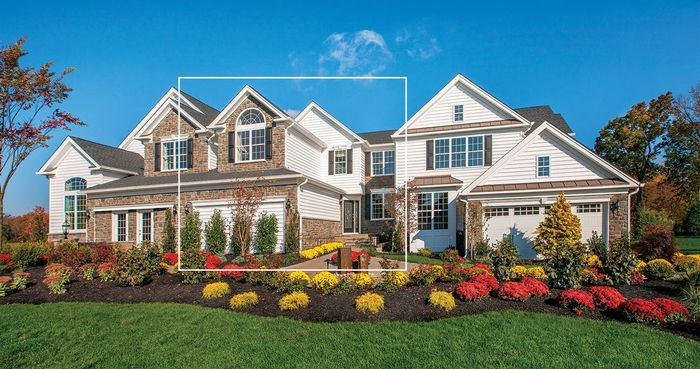 Move In Ready New Home In Regency at Yardley - The Carriage Collection Community