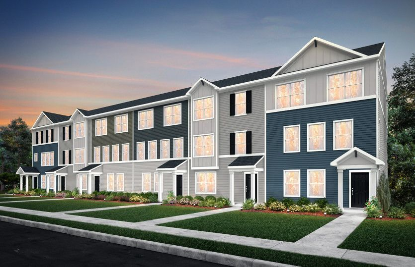 Ready To Build Home In Orchard Place - Freedom Series Community