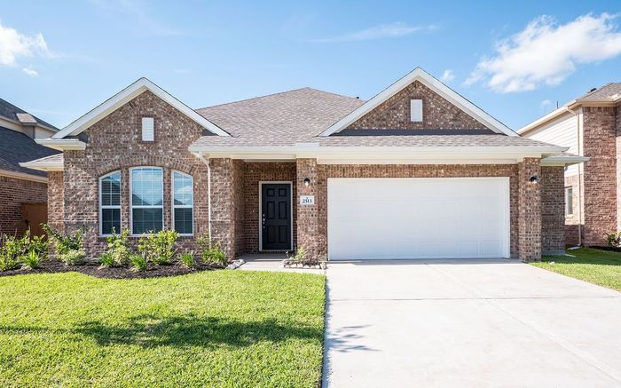 Move In Ready New Home In Sierra Vista Community