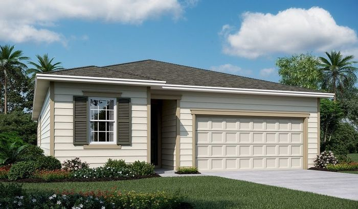 Ready To Build Home In Walkers Ridge Community