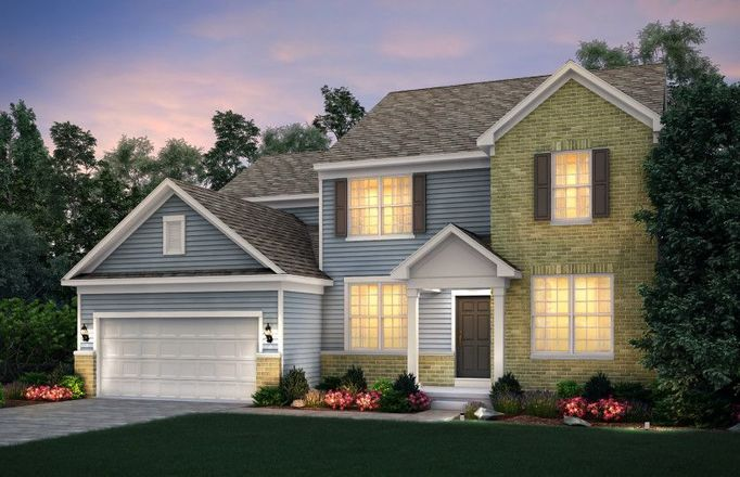 Ready To Build Home In Eastfield Community